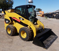 Dump truck driver with skidsteer skills required