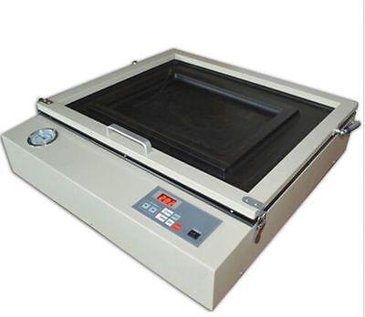 50cmx60cm 20x24 Precise Vacuum Uv Exposure Unit Screen Printing Machine T