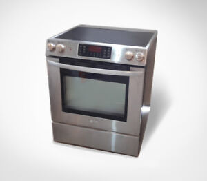 LG LSE3090ST Electric Oven