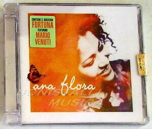 ANA FLORA - FORTUNA - CD Sigillato - Italia - L'oggetto può essere restituito - Italia