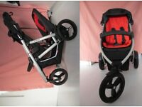 Phil & Teds Vibe Pushchair (Double)