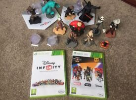Disney Infinity XBOX 360 bundle