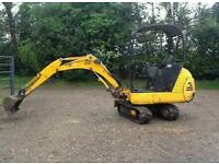 JCB 8015 Mini Digger
