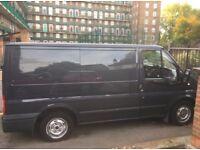 Ford Transit Van 2012 Grey plus TOOLS