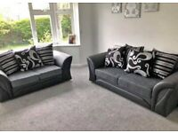🚒🚒 brand new Shannon 3+2 seater sofa with 1 year warranty
