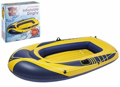 Wild N Wet 4 Chamber Inflatable Dinghy 89