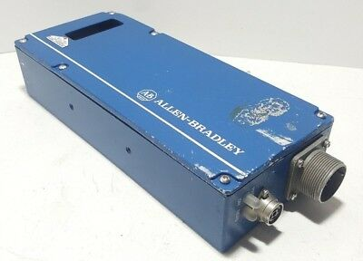 Allen Bradley 2755-l5r10 Decoder Dual For Bar Code System