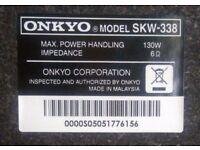 ONKYO Bass Speaker