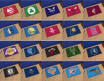 "Fanmats Nba Mat - NBA Starter Mat 19"" x 30"" Area Rug Multiple Teams FANMATS"