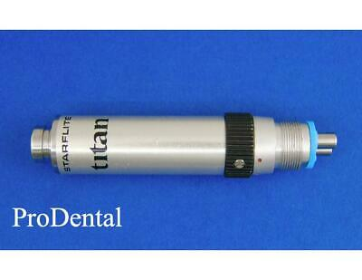 Star Titan 1 5000 Rpm Fixed Back End Dental Handpiece Motor 6 Month Warranty