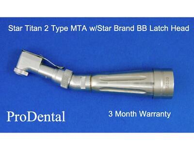 Star Titan Type Motor-to-angle Dental Handpiece Adapter Wstar Bb Latch Head