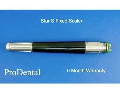Star Titan S Brand Fixed Back End Dental Handpiece Scaler No Logos Prodental