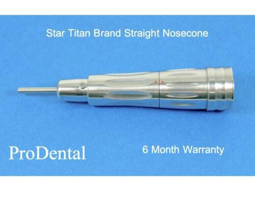 Star Titan Brand Straight Nose Cone Dental Handpiece Attachment - ProDental