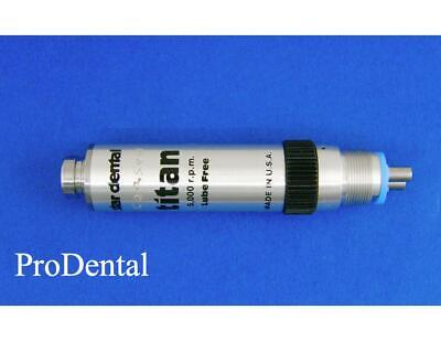 Star Titan 1 - 5000 Rpm Fixed Back End Lube Free Dental Handpiece Motor