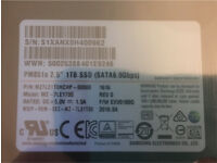 Samsung SSD 1TB