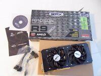 4GB XFX R9 380X DD-XXX-OC Boxed as New