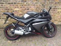 Yamaha YZF R125 Mainland Delivery £99