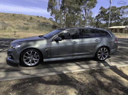 2013 Holden Commodore Wagon Strathdale Bendigo City Preview