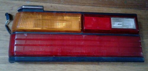 1982 Toyota Cressida LH Drivers Side Tail Lamp Assembly - Used OEM