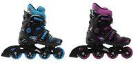No Fear Childrens Junior Inline Skates Roller Blades Skates 10 11 12 13 1 2 3 4 - no fear inline skates roller blades - ebay.co.uk