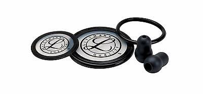 3m Littmann Stethoscope Spare Parts Kit Cardiology Iii Black 40003