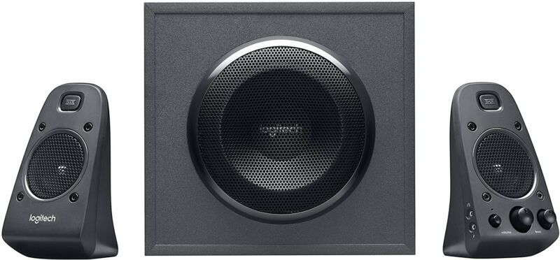 Logitech Z625 Powerful THX Sound Speaker System (IL/RT6-980-001258-UG)