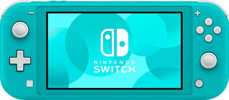 Nintendo - Switch Lite - Turquoise