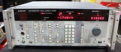 Polarad Rohde Schwarz Esh3 Esh 3 Test Receiver