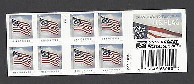 2016 US Flag Forever Booklet - Free Shipping in US