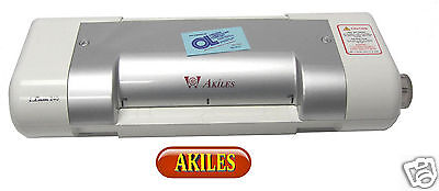 Akiles Ilam-240 Pouch Laminator Machine 9.4-inch Hot Or Cold New With Warranty