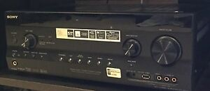 Sony Home Theatre AVR Receiver