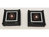 2,3kHz L 2X LD-BZEG-1212 Schallwandler elektromagnetische Signalgeber THT IRes