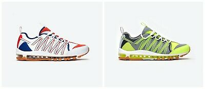 Nike Air Max 97 Haven x Clot Multiple Colors Sizes 4-12 Running Shoes