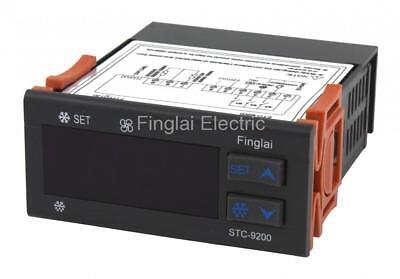 Stc-9200 Refrigeration Defrosting Temperature Controller 220v 110v 24v 12v
