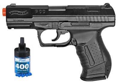 Refurbished Airsoft Licensed Walther P99 BK Spring Pistol Kit Free Ship! P99 Pistol Gun