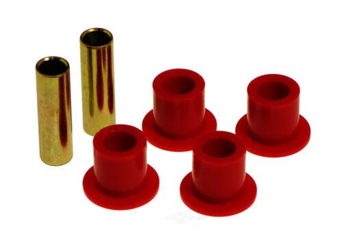 Prothane 26-47076 Red Front Rear Spring Eye Kit