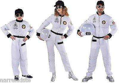 Astronaut Astronautenkostüm Raumanzug Spaceman Kostüm Uniform Weltall Helm - Raumanzug Helm Kostüm