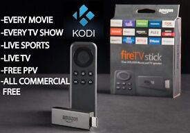 Amazon fire tv stick fully loaded with kodi and more