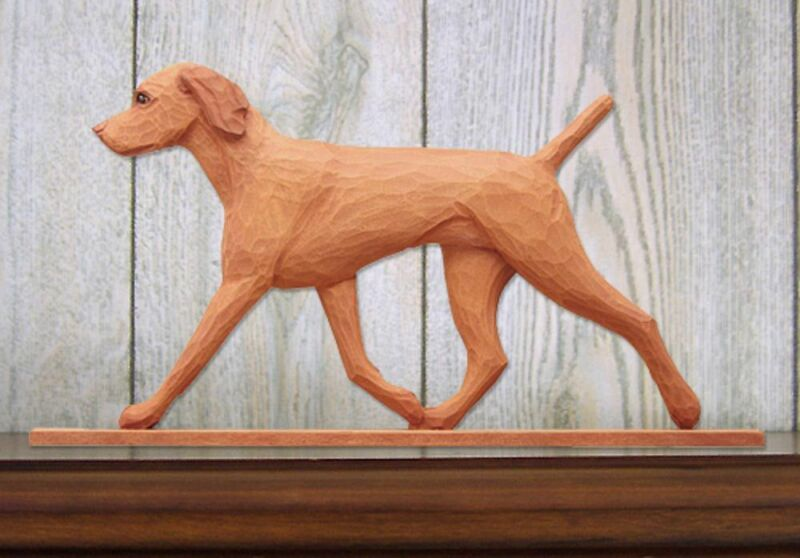 Vizsla Sign Plaque Wall Decor