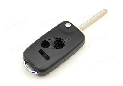 Remote Flip Folding Key Shell Case For Honda Accord CR-V Ridgeline Pilot Fit