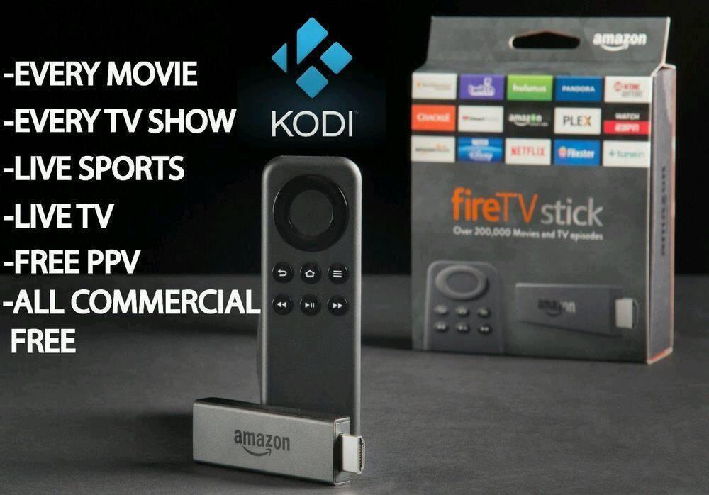 Amazon Fire Stick Kodi Sky