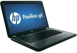 hp pavilion G6 laptop(Quad core/4G/320G/Webcam/HDMI)$169-10% OFF!