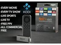 Amazon Firestick loaded with Latest Kodi