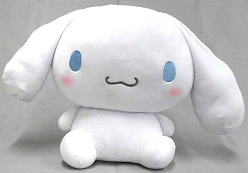 """FuRyu Sanrio Cinnamoroll Mochikko Smiling Mouth 14"""" DX Plush Doll AMU-PRZ10621"""