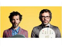 SOLD OUT! Flight of the Conchords tickets x2 - Dublin, Ireland