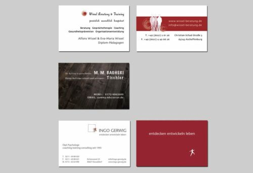 250 visitenkarten doppelseitig 4c webdesign raumgestaltung in k ln nippes b ro it. Black Bedroom Furniture Sets. Home Design Ideas