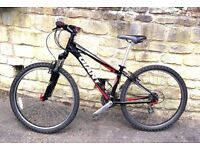 Giant Boulder Hybrid Mountain Bike - Superb Condition - Very Small Frame