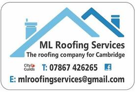 ML Roofing Services Cambridge