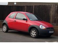 Ford Ka - FOR SALE - spares or repairs