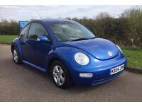2004 Volkswagen Beetle 1.4 - 1 Owner From New